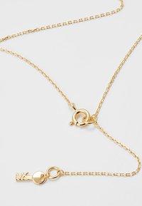 Michael Kors - PREMIUM - Necklace - gold-coloured - 2