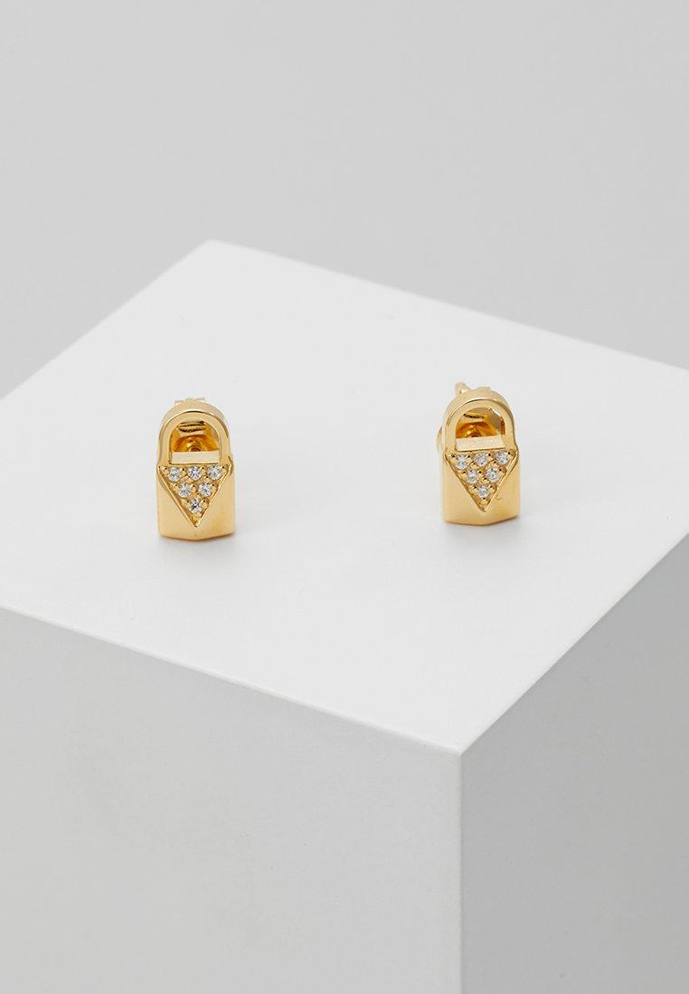 Kors Michael D'oreilles Gold PremiumBoucles coloured htQsdr