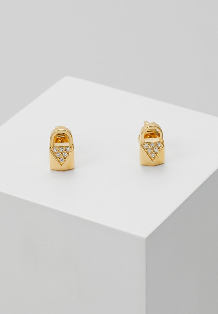 Michael Kors - PREMIUM - Ohrringe - gold-coloured