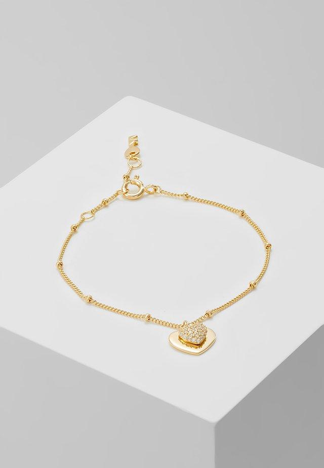PREMIUM - Bracelet - gold-coloured