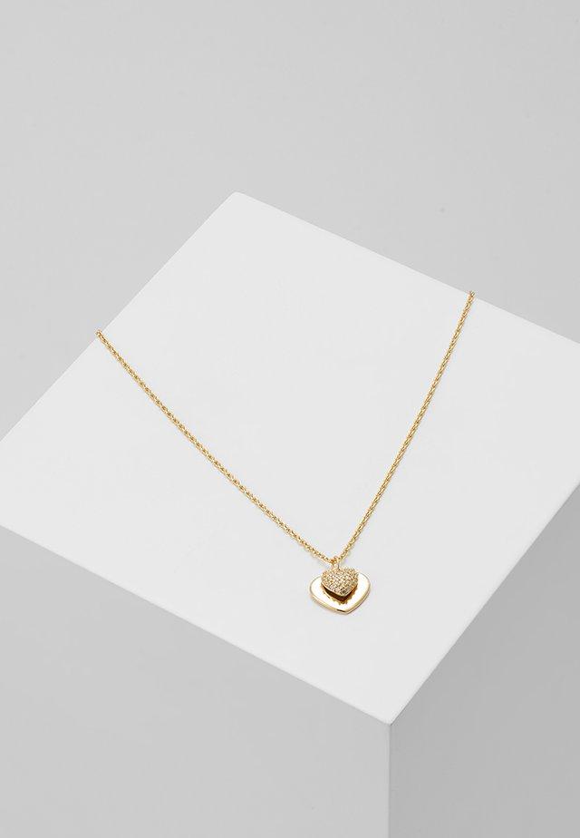 PREMIUM - Halsband - gold-coloured
