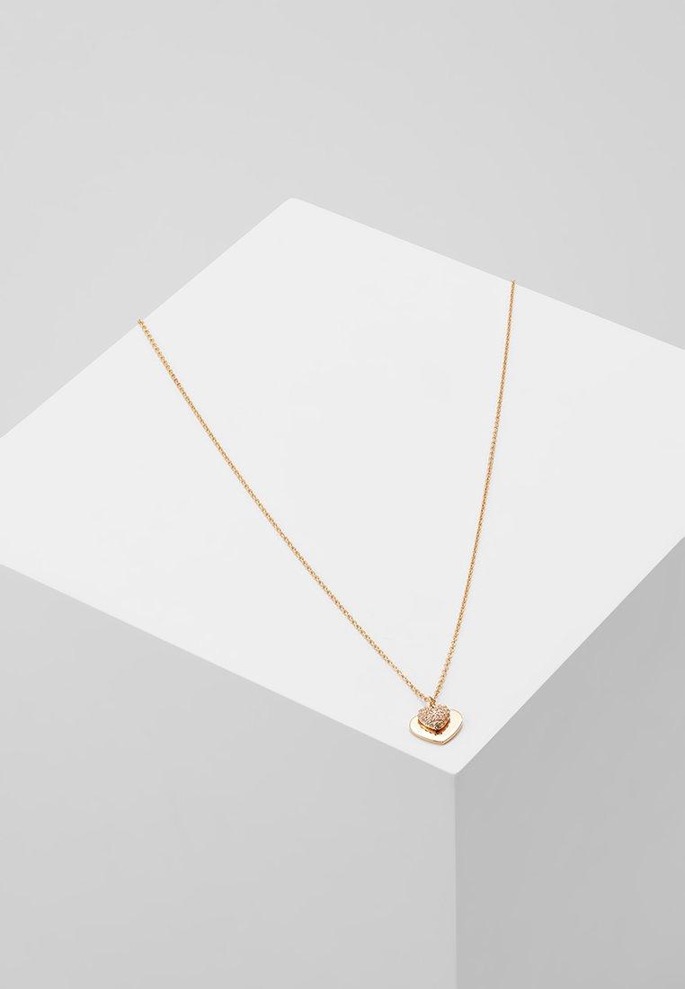 Michael Kors - PREMIUM - Necklace - roségold-coloured