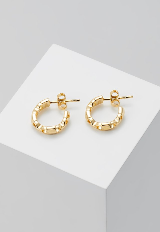 PREMIUM - Pendientes - gold-coloured