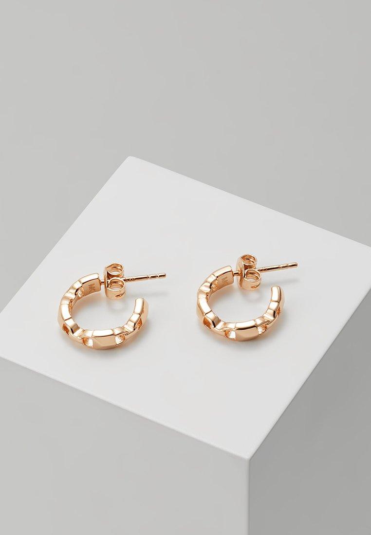Michael Kors - PREMIUM - Earrings - roségold-coloured