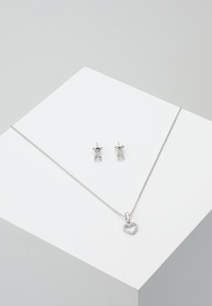 PREMIUM SET - Boucles d'oreilles - silver-coloured