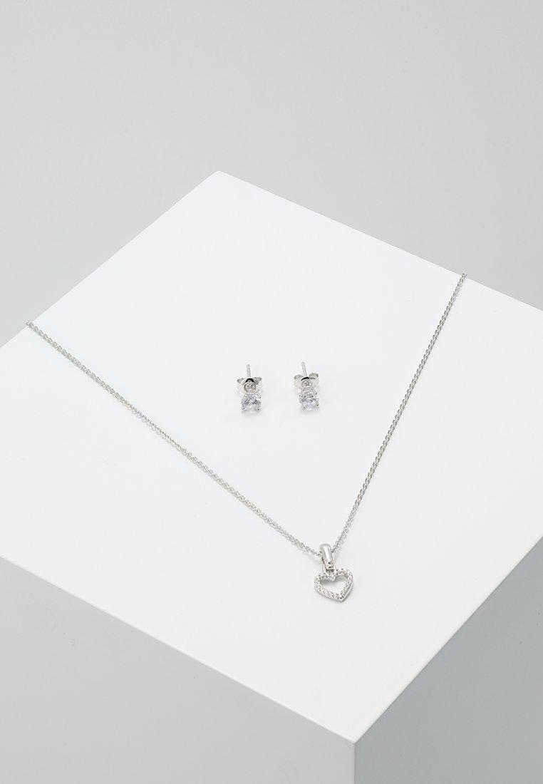 Michael Kors - PREMIUM SET - Boucles d'oreilles - silver-coloured