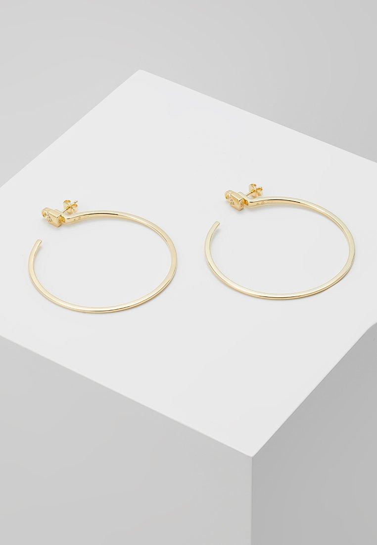Michael D'oreilles coloured Kors PremiumBoucles Gold HIEDW2Y9
