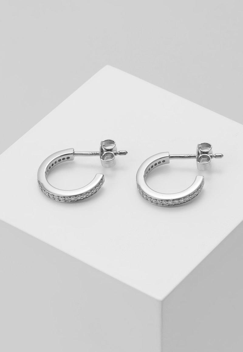 Michael Kors - PREMIUM - Earrings - silver-coloured
