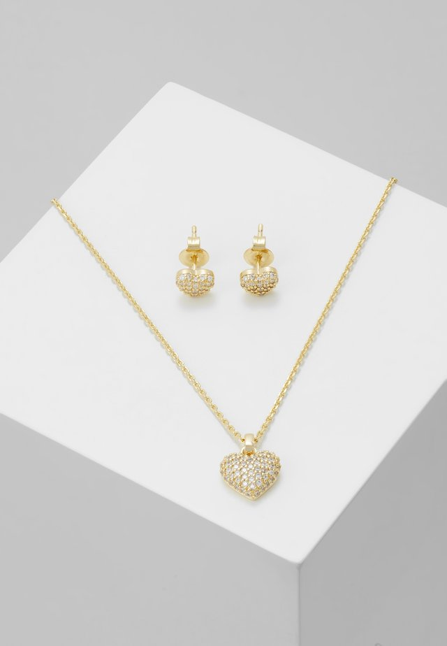 PREMIUM SET - Necklace - gold-coloured