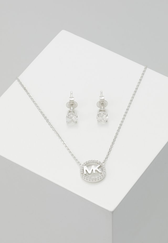 PREMIUM SET - Earrings - silver-coloured