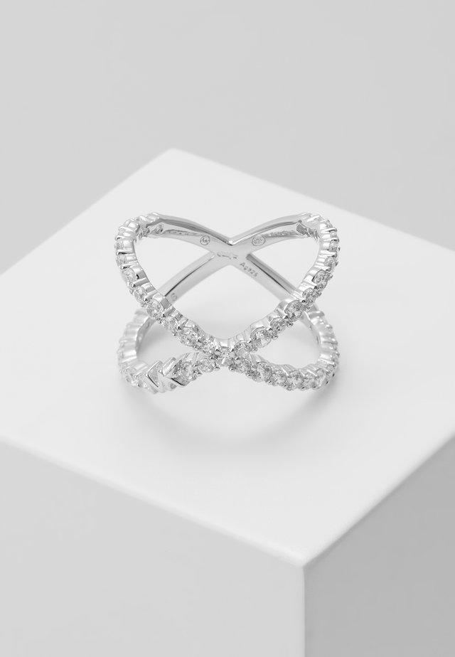 PREMIUM - Anillo - silver-coloured