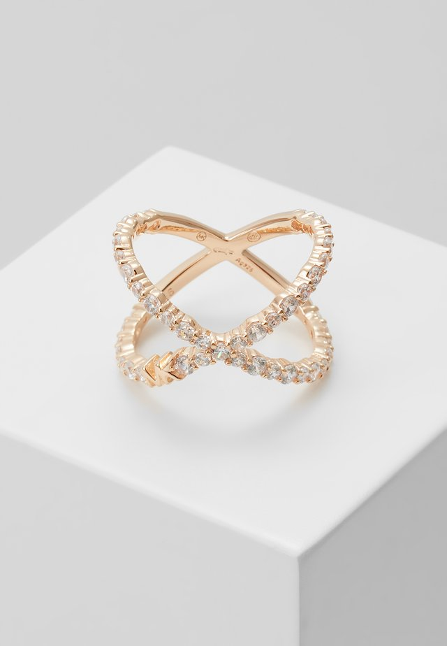 PREMIUM - Ring - rose gold-coloured