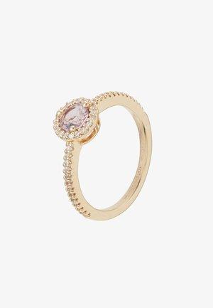 Prsten - rose gold-coloured