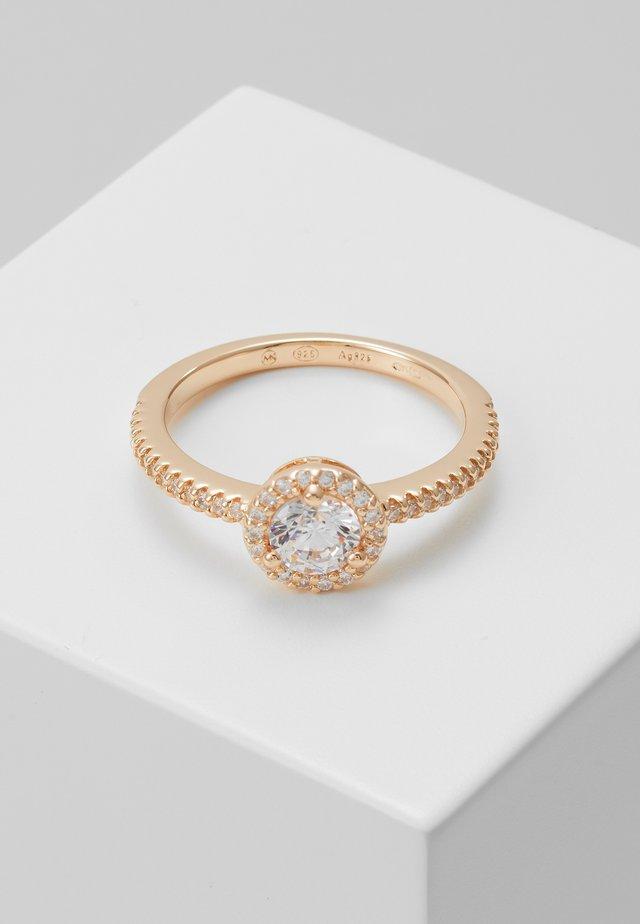 Sormus - rose gold-coloured