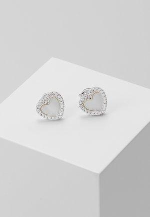 PREMIUM - Ohrringe - silver-coloured