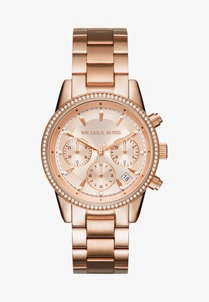 RITZ - Chronograph watch - rose gold-coloured