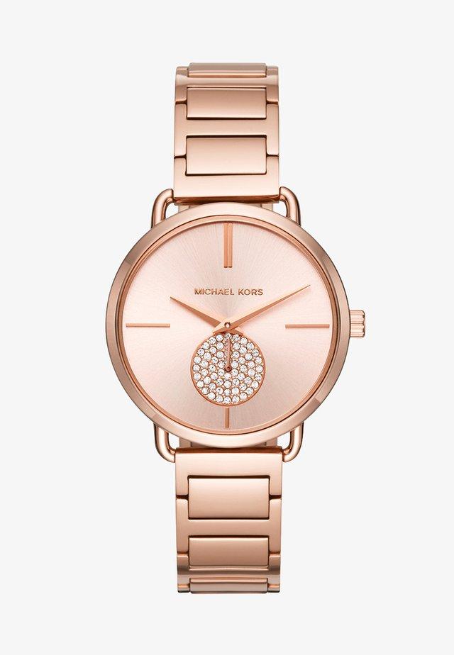 PORTIA - Watch - roségold-coloured