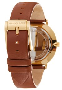 Michael Kors - PYPR - Horloge - braun - 2