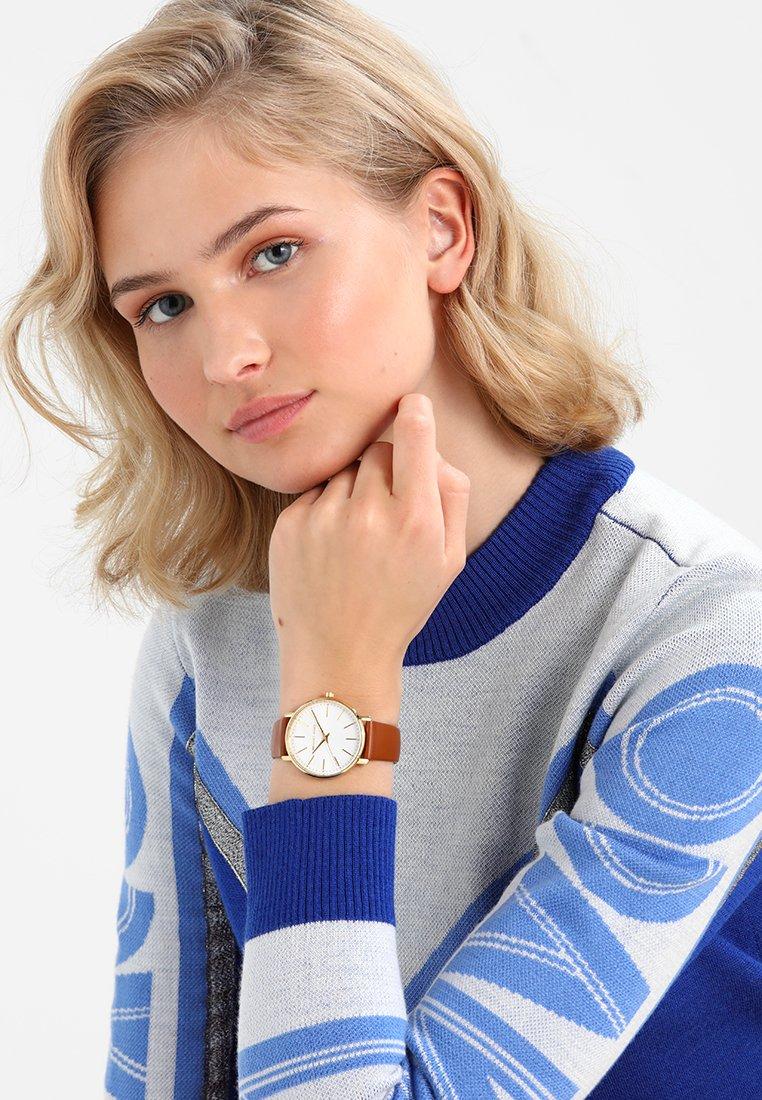 Michael Kors - PYPR - Horloge - braun