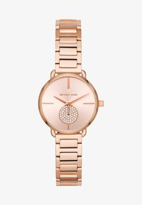 Michael Kors - PORTIA - Orologio - roségold-coloured - 1