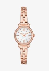 Michael Kors - SOFIE - Horloge - rosegold-coloured - 1