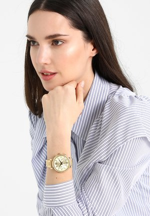 SOFIE - Chronograph watch - gold-coloured