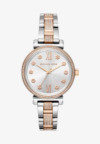 Michael Kors - SOFIE - Horloge - rosegold-/silver-coloured
