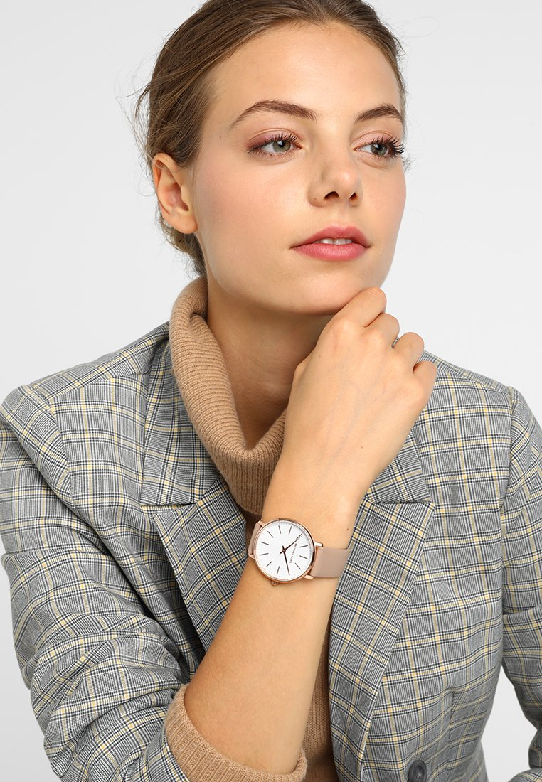 Michael Kors - PYPER - Watch - beige