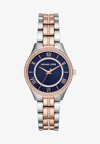 Michael Kors - LAURYN - Klokke - roségold-coloured/silver-coloured