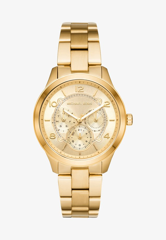 RUNWAY - Watch - gold-coloured