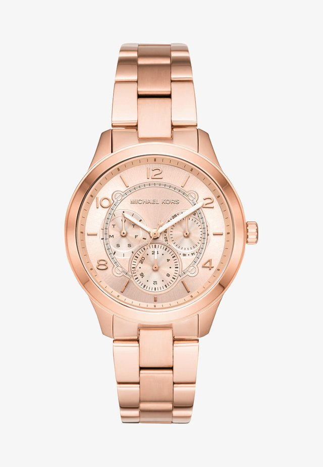 RUNWAY - Reloj - roségold-coloured