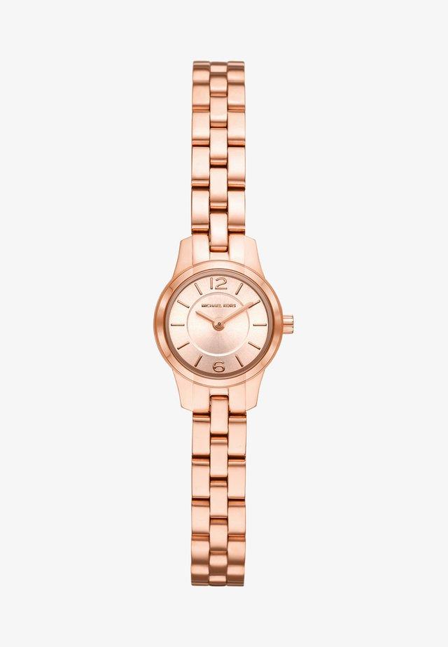RUNWAY - Horloge - roségold-coloured