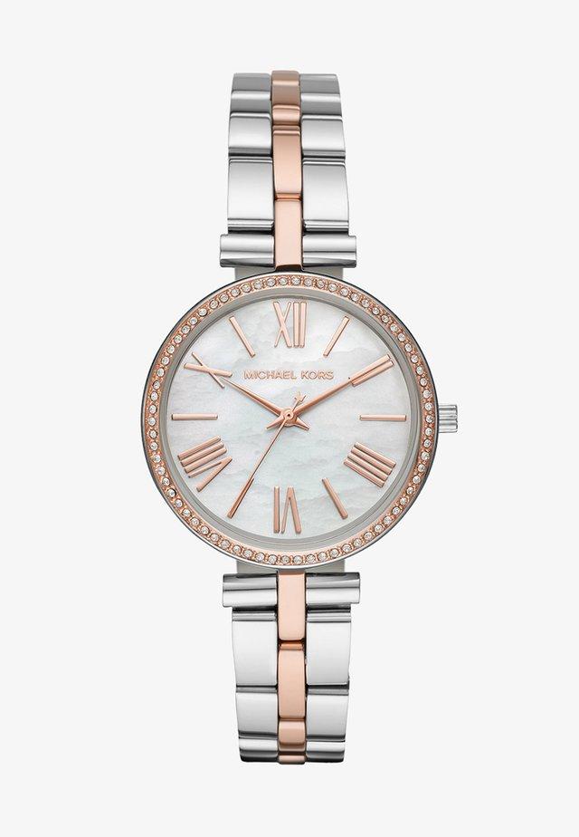MACI - Klokke - roségold-coloured/silver-coloured