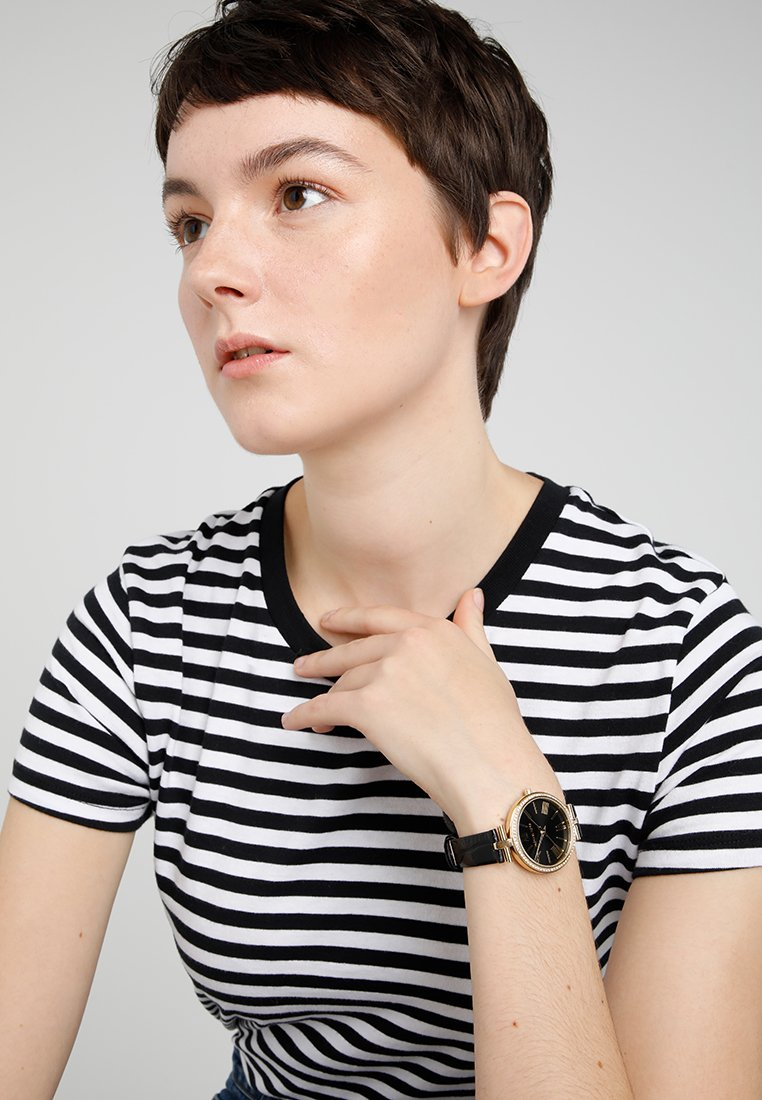 Michael Kors - MACI - Horloge - schwarz