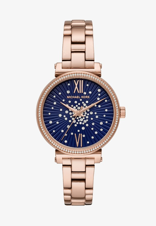 SOFIE - Watch - roségold-coloured
