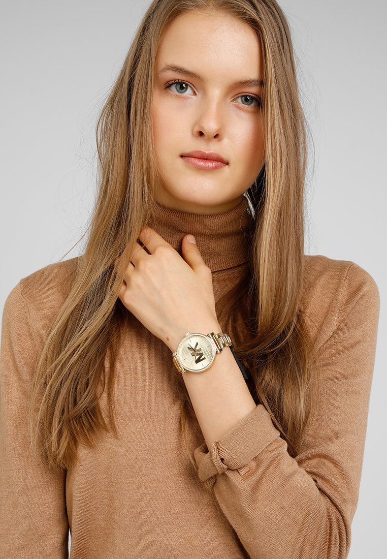 Michael Kors - SOFIE - Watch - gold-coloured