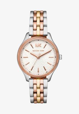 RUNWAY - Reloj - gold-coloured/roségold-coloured/silver-coloured