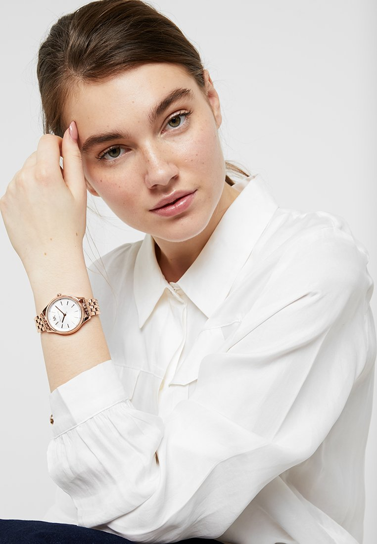 Michael Kors - LEXINGTON - Montre - rosegold-coloured