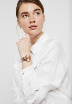 PYPER - Montre - rosegold-coloured
