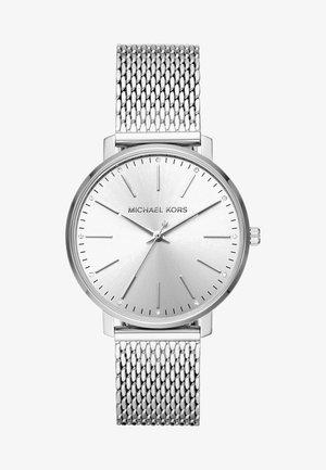 PYPER - Uhr - silver-coloured