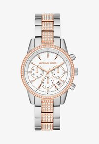 Michael Kors - RITZ - Montre à aiguilles - roségold-coloured/silver-coloured - 1