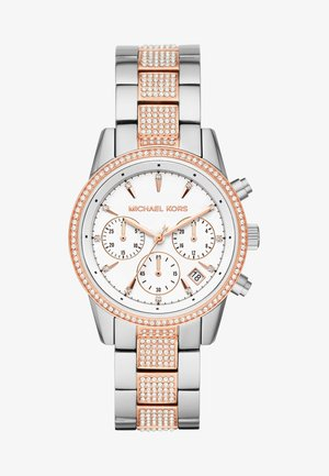 RITZ - Chronograph watch - roségold-coloured/silver-coloured