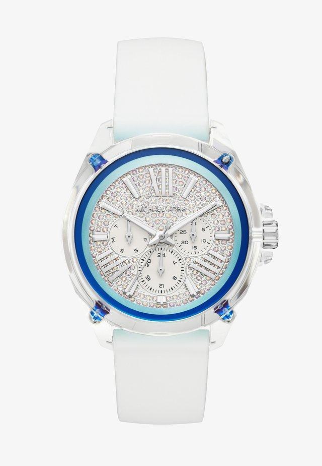 Horloge - weiss