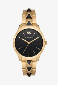 Michael Kors - RUNWAY MERCER - Horloge - gold-coloured/schwarz - 1