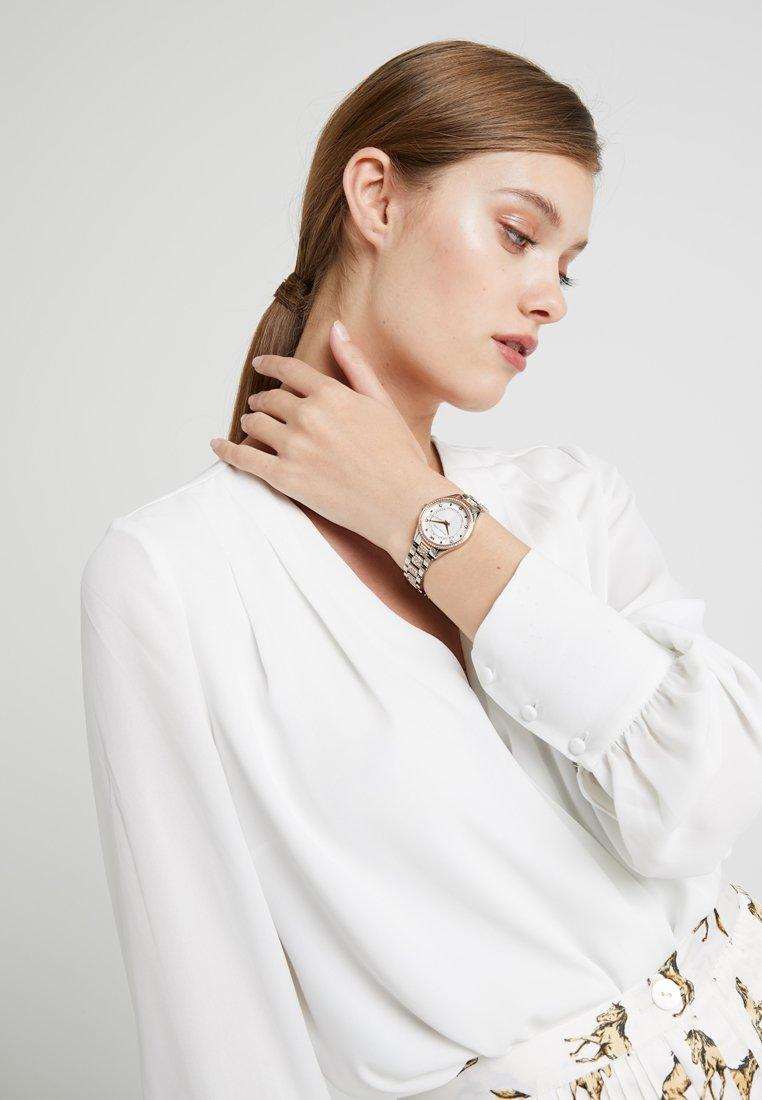 Michael Kors - LAURYN - Reloj - roségold-coloured/silver-coloured