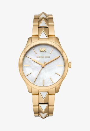 RUNWAY - Horloge - gold-coloured
