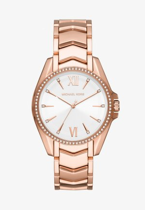 WHITNEY - Klocka - rose gold-coloured