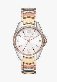 Michael Kors - WHITNEY - Rannekello - silver-coloured/gold-coloured