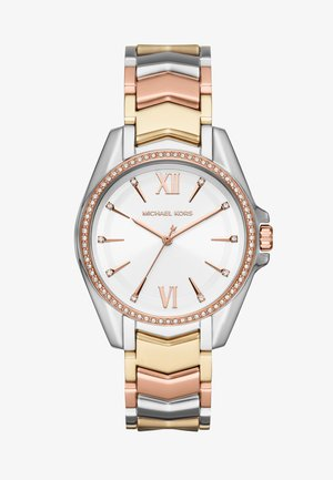 WHITNEY - Horloge - silver-coloured/gold-coloured