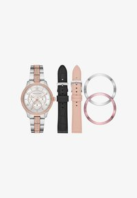Michael Kors - RUNWAY - Uhr - rose gold-coloured/silver-coloured - 1